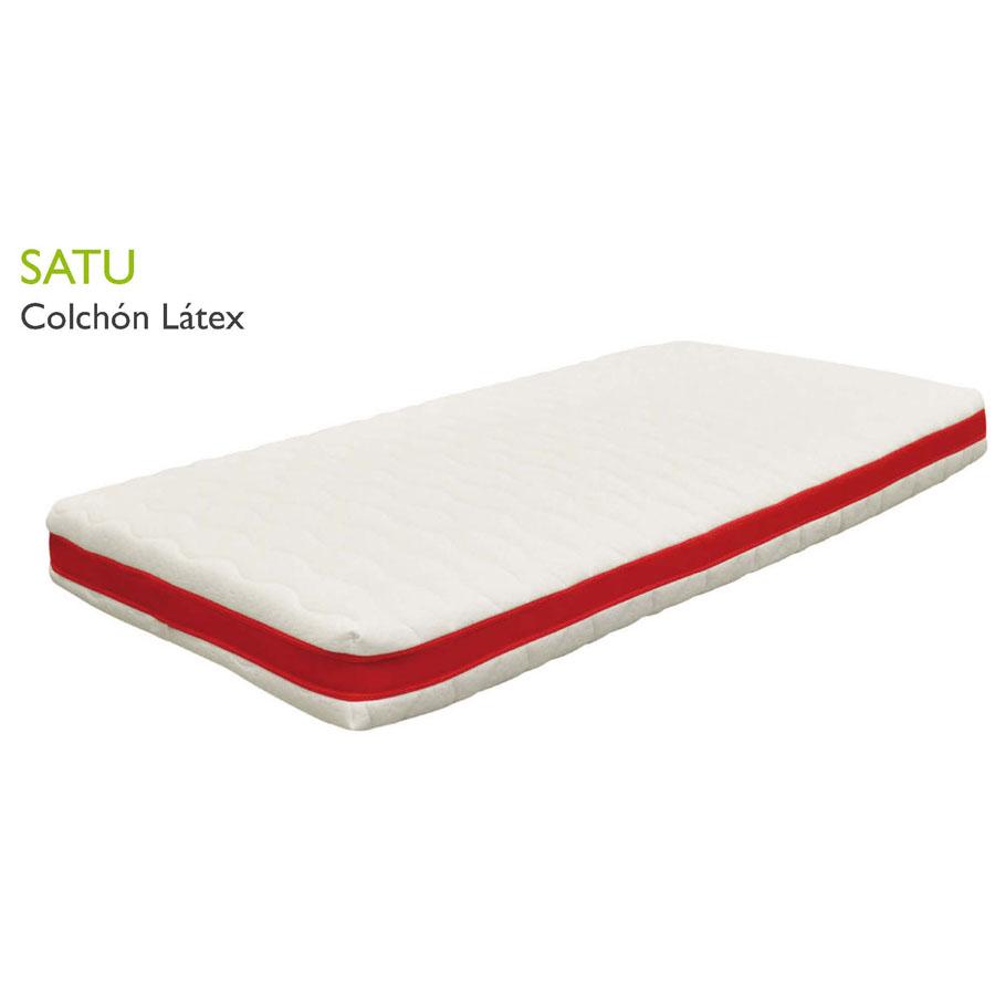 Colchón de látex SATU