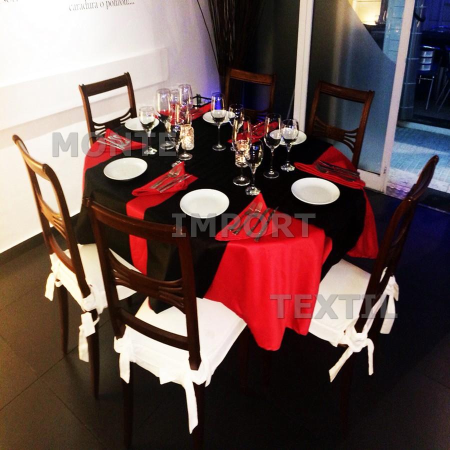 ejemplo en mesa de manteleria antimanchas resinada plastificada con tratamiento teflon y doble capa de resina en cualquier medida y colorido