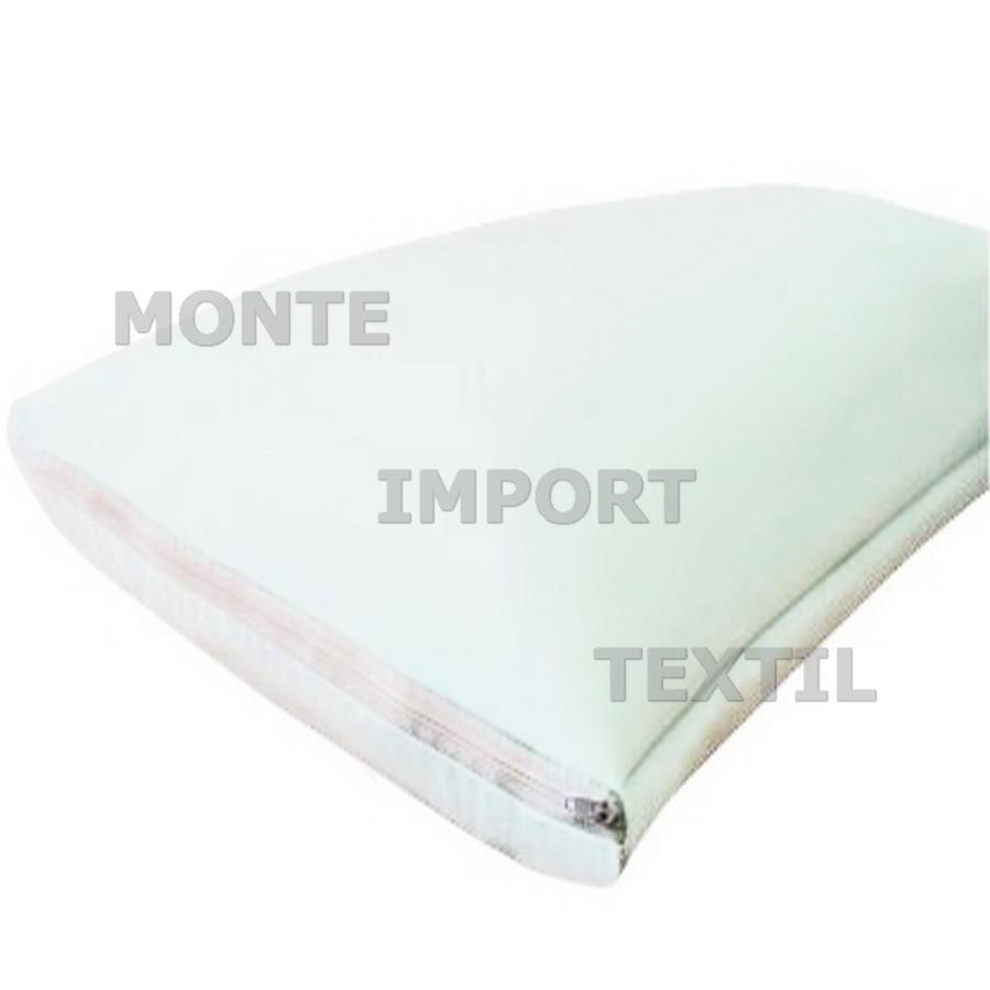 Funda de almohada impermeable e ignífuga especial residencias en poléster y poliuretano