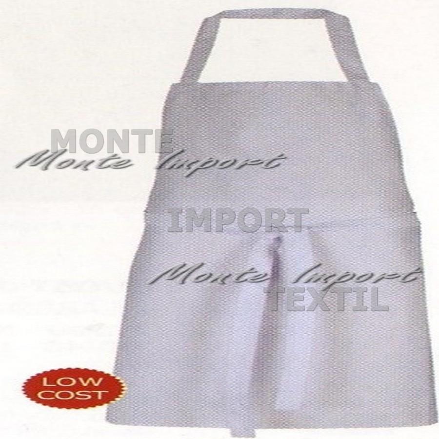 10 delantal de peto camarero cocina blanco de cuerpo entero modelo 81740_213