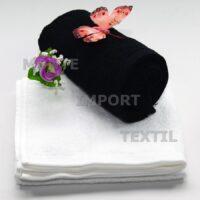 toalla de peluqueria de rizo americano 100 por 100 algodon medida 50x100 blanca o negra