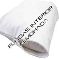 Fundas interior de almohada con cremallera